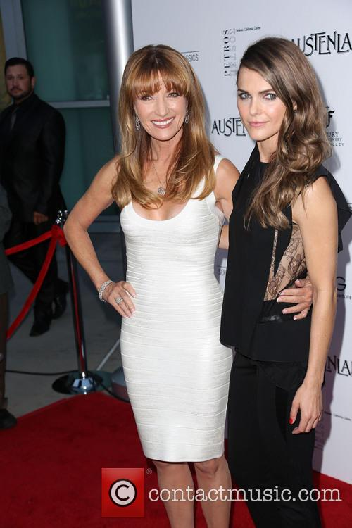 Jane Seymour and Keri Russell 7