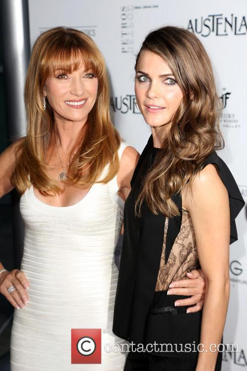 Jane Seymour and Keri Russell 9