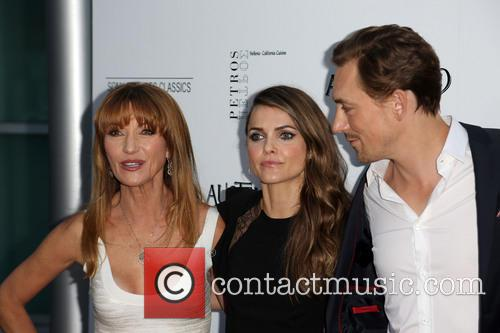 Jane Seymour, Keri Russell and Jj Feild 10