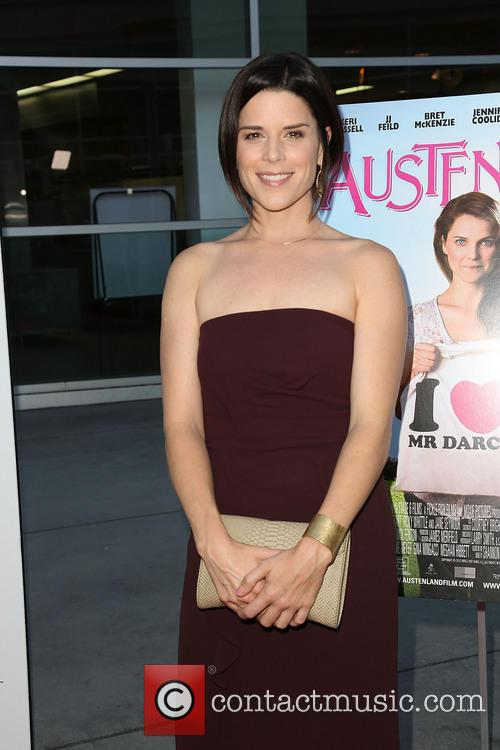 Neve Campbell, ArcLight Hollywood