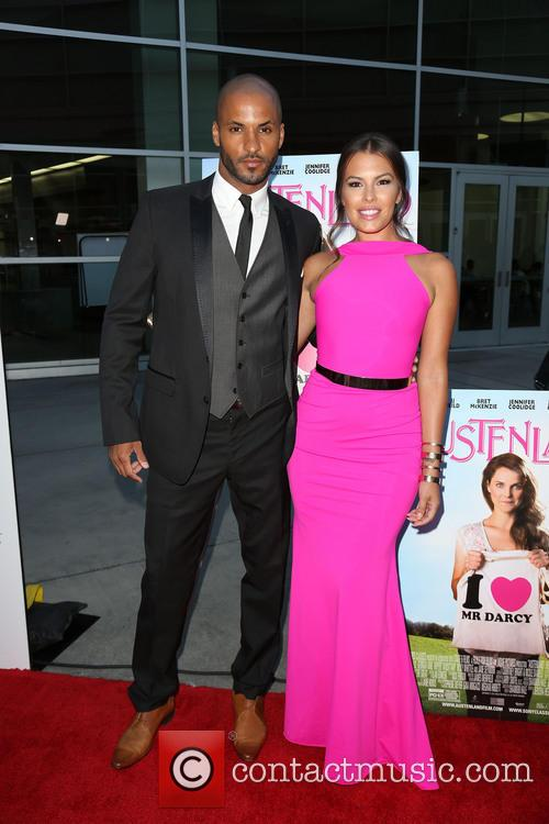 Ricky Whittle and Sandra Hinojosa 2