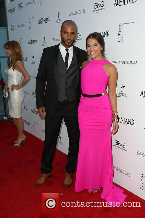 Ricky Whittle and Sandra Hinojosa 6