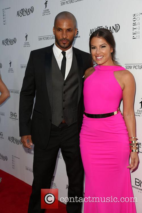 Ricky Whittle and Sandra Hinojosa 7