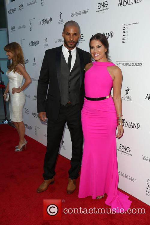 Ricky Whittle and Sandra Hinojosa 1