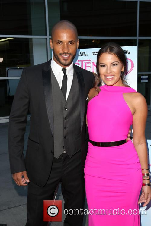 Ricky Whittle and Sandra Hinojosa 9