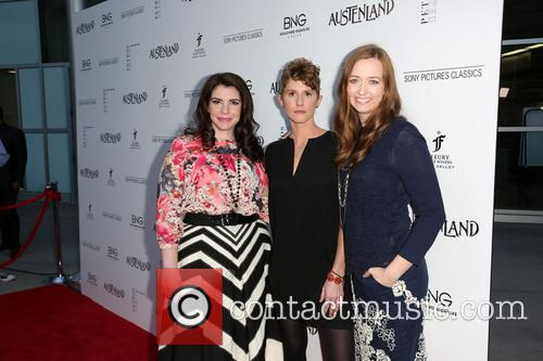 Stephenie Meyer, Jerusha Hess and Shannon Hale 4