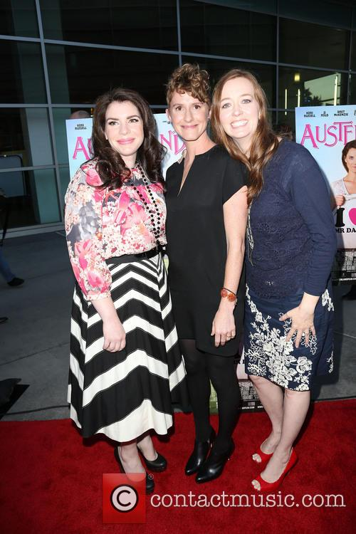 Stephenie Meyer, Jerusha Hess, Shannon Hale, ArcLight Hollywood