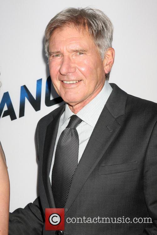 Harrison Ford, Paranoia Premiere