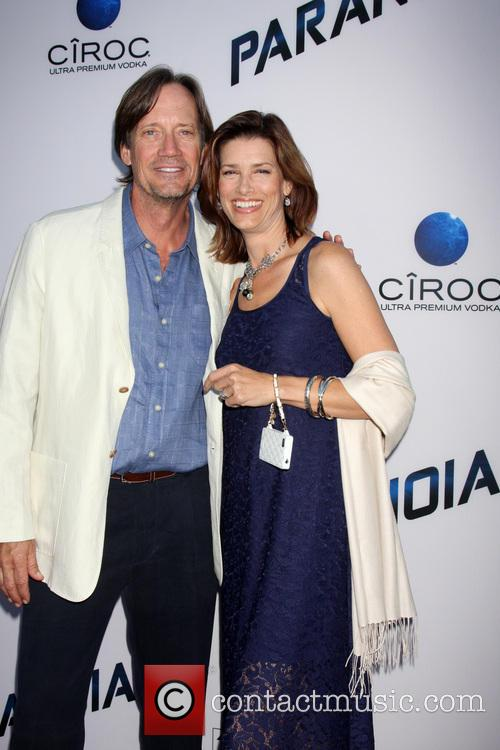 Kevin Sorbo and Sam Sorbo 1