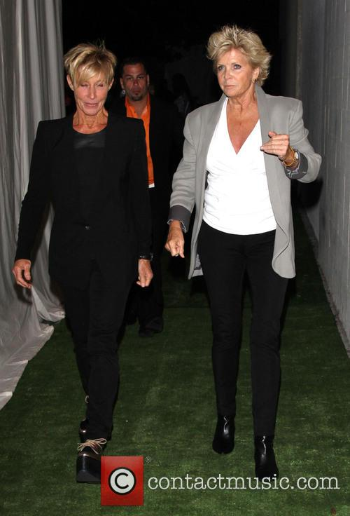 Meredith Baxter and Nancy Locke 2