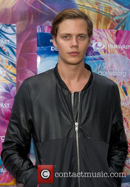 Bill Skarsgard takes on the role of Pennywise in the new movie 'IT'