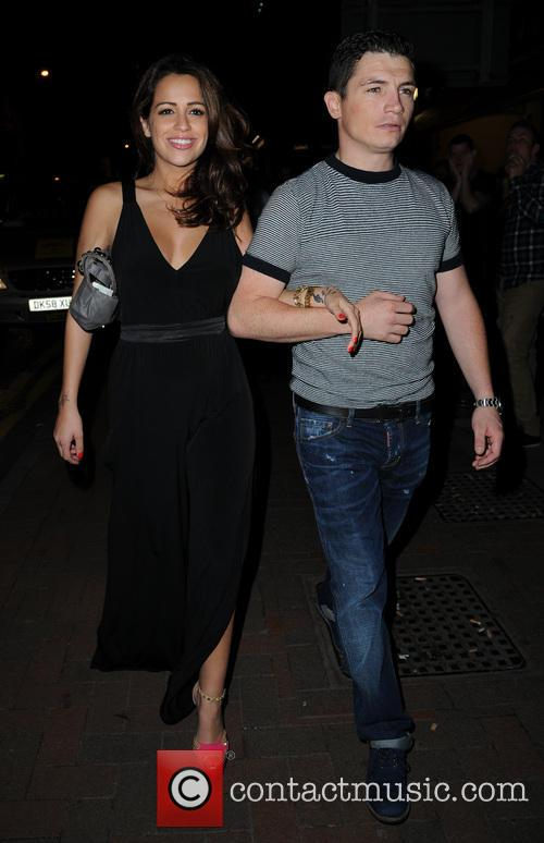 Jody Latham walking in Manchester