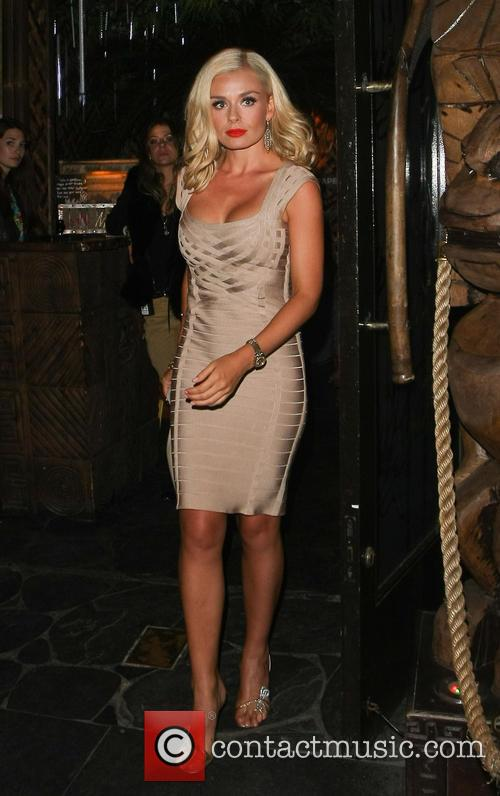 katherine jenkins mahiki nightclub celebrities 3806947