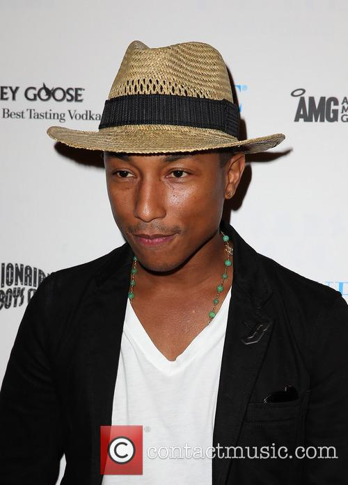 Pharrell Williams 10