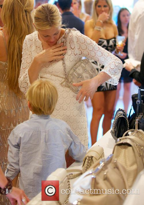 kelly rutherford hermes gustaf daniel giersch kelly rutherfords 3808280