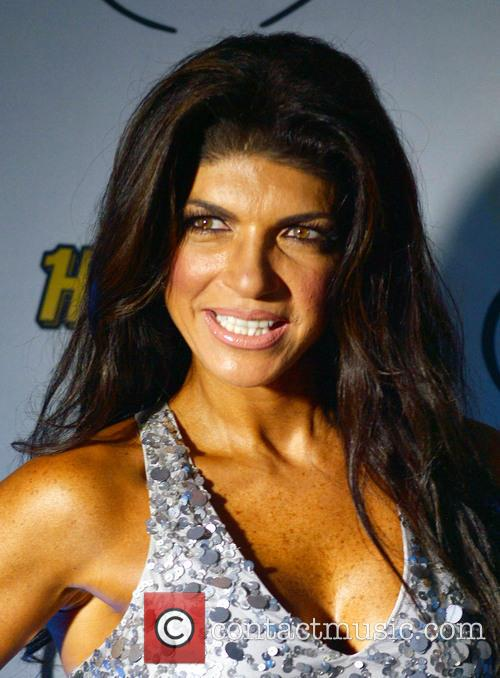 Real Housewives of New Jersey's Teresa Giudice Hosts...