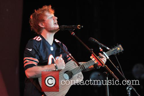 ed sheeran the red tour at soldier 3810659