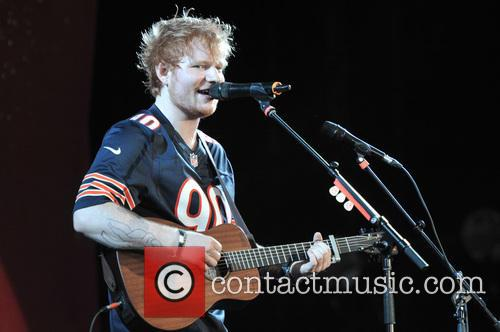 Ed Sheeran, Soldier Field