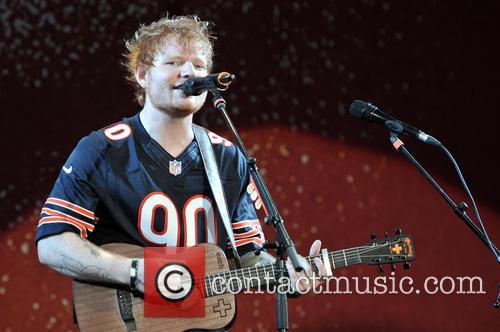 Ed Sheeran, Soldier Field