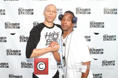 Hakim Green Of Channel Live and Corey Wise Of The Central Park Five 2