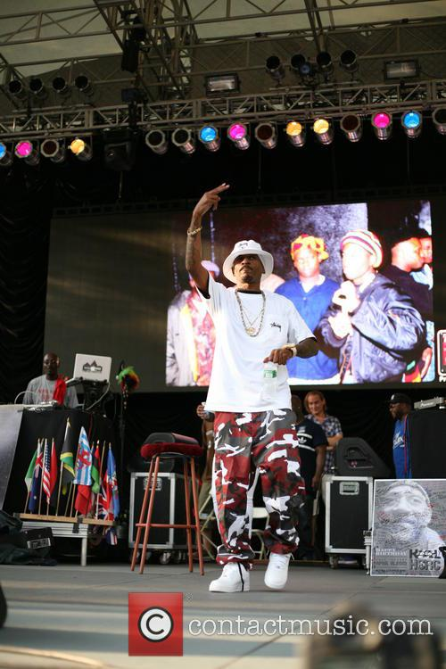 rakim 40th anniversary of hip hop culture with 3807865