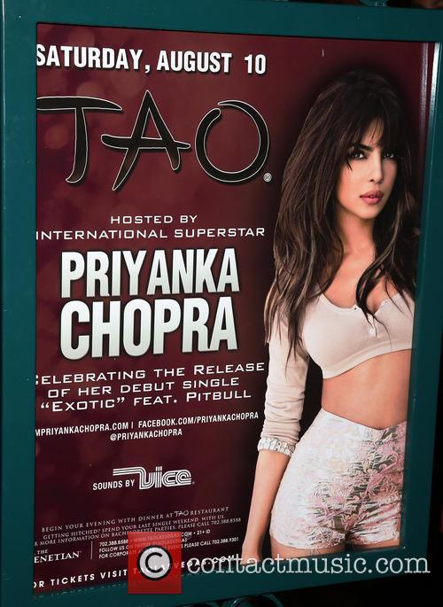 International Superstar Priyanka Chopra Hosts TAO Nightclub