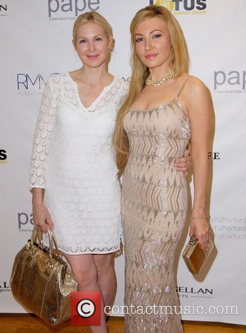 Kelly Rutherford and Devorah Rose 1