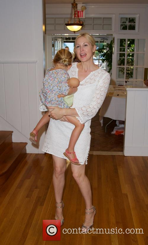 Kelly Rutherford and Helena Grace Rutherford Girsch 7