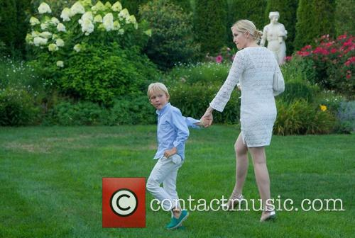 Kelly Rutherford and Hermes Gustaf Daniel Giersch 4