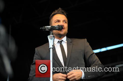 peter andre august family fun day with 3808835