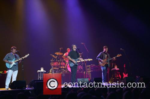 Jeff Cook, Randy Owen and Teddy Gentry 7