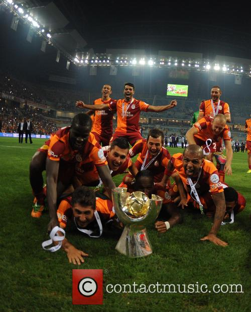 Fenerbahce and Galatasaray - Turkish Supercup