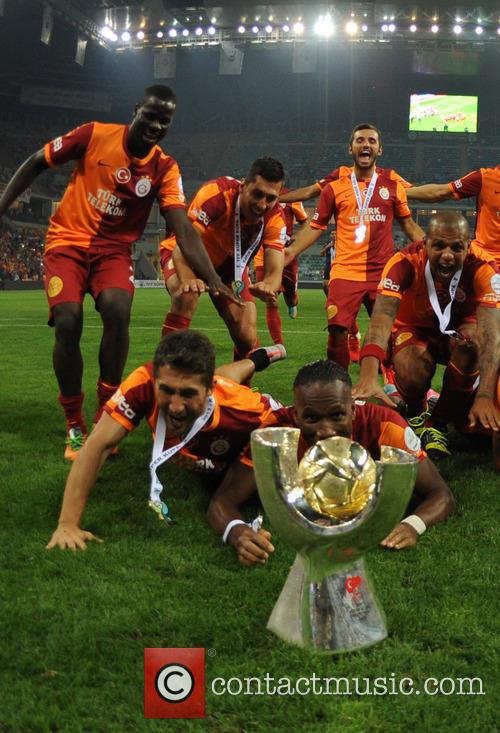 Fenerbahce and Galatasaray - Turkish Supercup