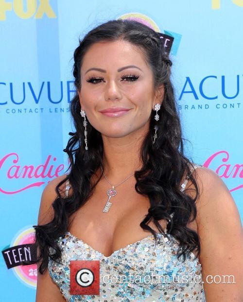 Teen Choice Awards, Jenni 'JWOWW' Farley, Gibson Amphitheatre