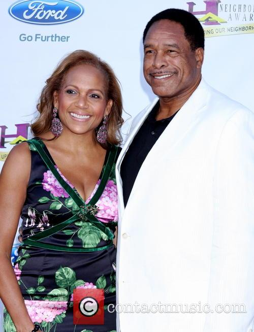 Dave Winfield and wife 1