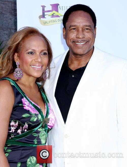 Dave Winfield and Wife 2