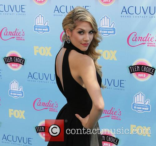 Teen Choice Awards and Allison Holker 3