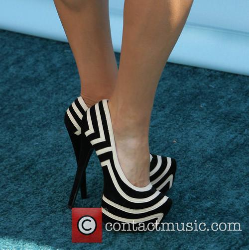 Teen Choice Awards, Allison Holker, Gibson Amphitheatre