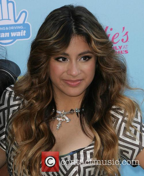 Teen Choice Awards and Ally Brooke Hernandez
