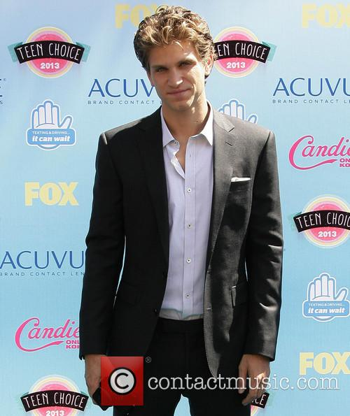 Teen Choice Awards and Keegan Allen 11