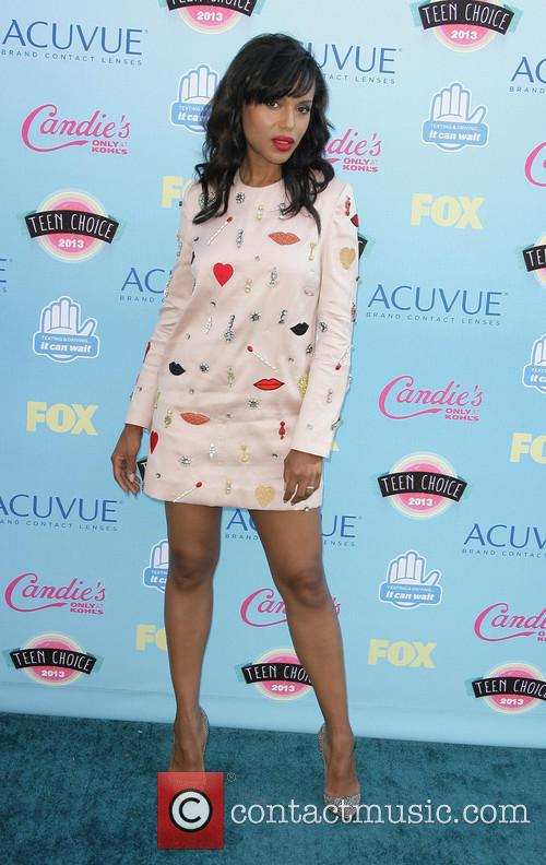 Kerry Washington, Gibson Amphitheatre