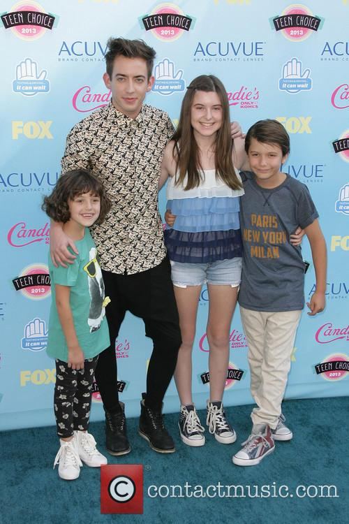 Kevin Mchale and Family 2