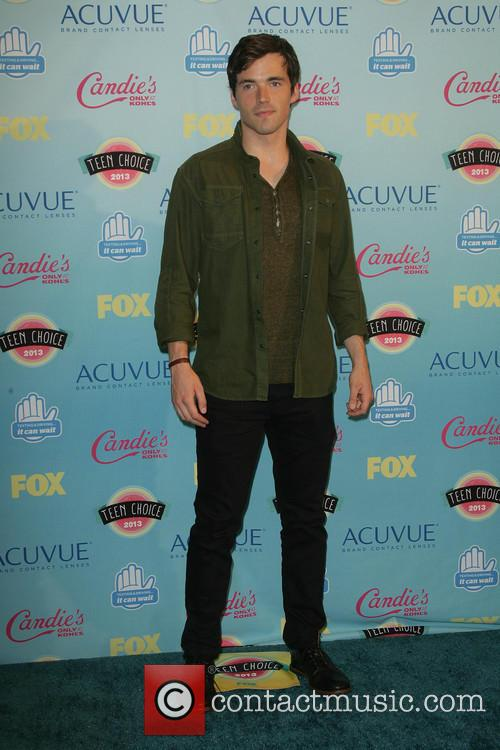 Teen Choice Awards and Ian Harding 7
