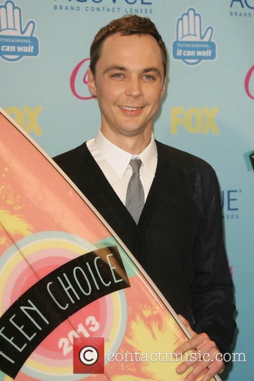 Jim Parsons, Teen Choice Awards
