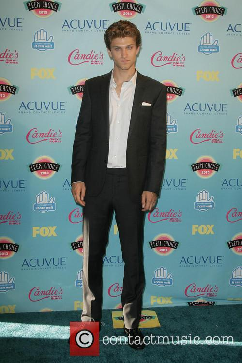 Teen Choice Awards, Keegan Allen, Gibson Amphitheatre
