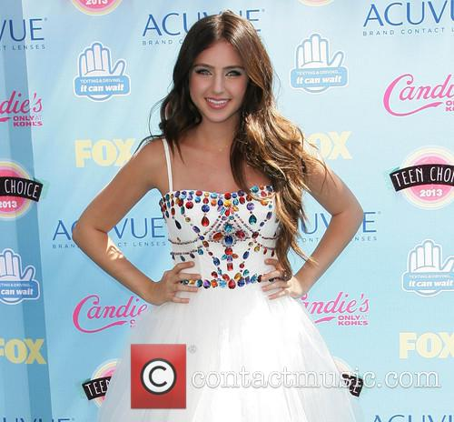 ryan newman 2013 teen choice awards press 3809237