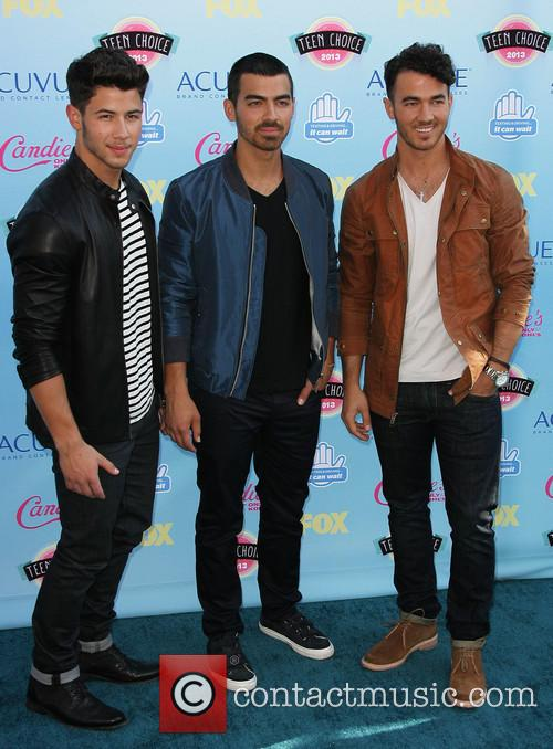 Jonas Brothers, Nick Jonas, Joe Jonas and Kevin Jonas 1