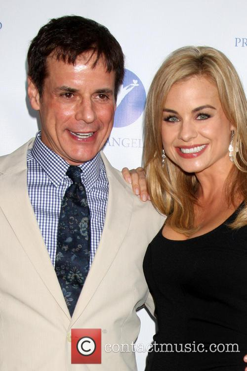 Christian Leblanc and Jessica Collins 2