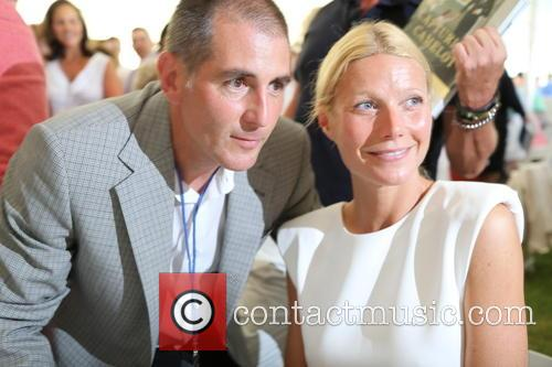 Dennis Fabiszak and Gwyneth Paltrow 1