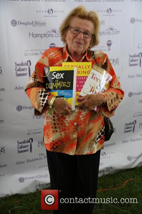 Dr. Ruth Westheimer 1